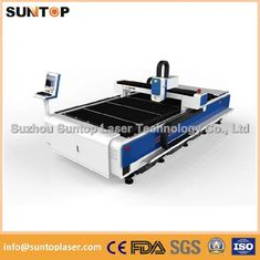 চীন 8mm Alumnium and 6mm Brass sheet CNC fiber laser cutting machine 2000W সরবরাহকারী