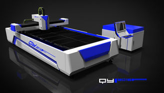 চীন 500 Watt Fiber Laser Cutting Machine for Metals Processing Industry , 380V / 50HZ সরবরাহকারী