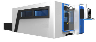 চীন Digitalized Mechanic System CNC Laser Metal Cutting Machine High Precision সরবরাহকারী