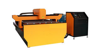 চীন Galvanized Steel YAG Laser Cutting Machine , Laser Power 650W for Advertising Trademark সরবরাহকারী
