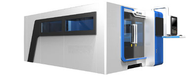 চীন Sheet Metal Cutting Fiber Laser Cutting Machine With Laser Power 1000W সরবরাহকারী