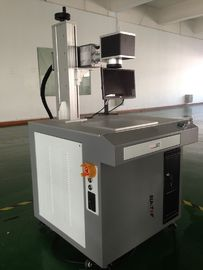 চীন 20W  Fiber Laser Drilling Machine For Aluminium Brass Steel Punching সরবরাহকারী