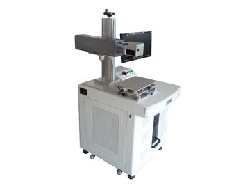 চীন 50W Instruments and meters laser marking machine 20 - 200KHZ পরিবেশক