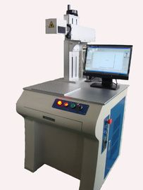 চীন Carbon Steel / Aluminum Materials Fiber Laser Marking Machine , High Beam Quality And High Reliability কারখানা