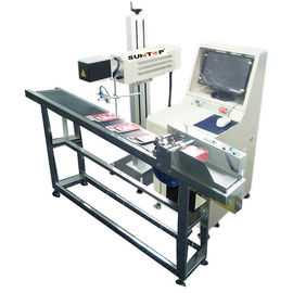 চীন 30W CO2 Laser Marking Machine for Production Date Marking , Industrial Laser Engraver পরিবেশক