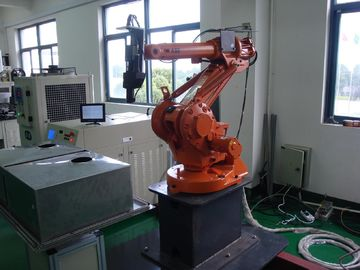 চীন CE & ISO 9001 Robot Jewelry Laser Welder With Abb Robot Arm For Automatic Welding পরিবেশক