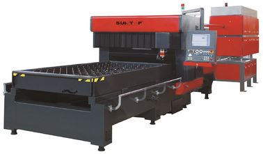 চীন 1500W die board CO2 laser cutting machine , cutting size 1250 * 2500mm পরিবেশক